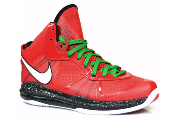 Nike Air Max LeBron VIII Christmas Edition
