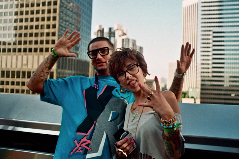 squirt lil debbie New official video from Riff Raff and.