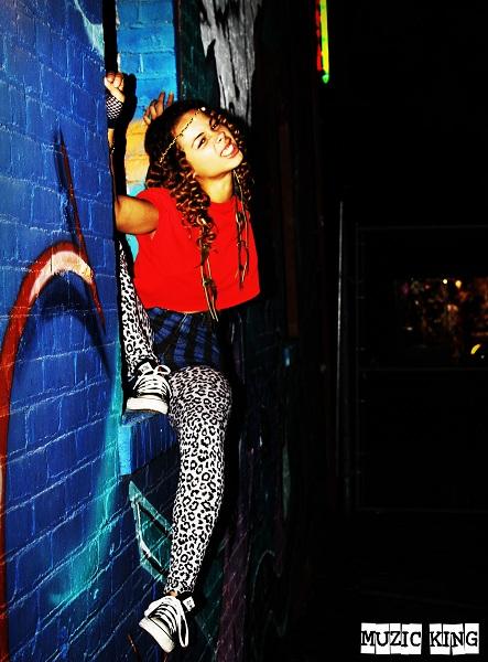 Kyla Photoshoot with Muzic King