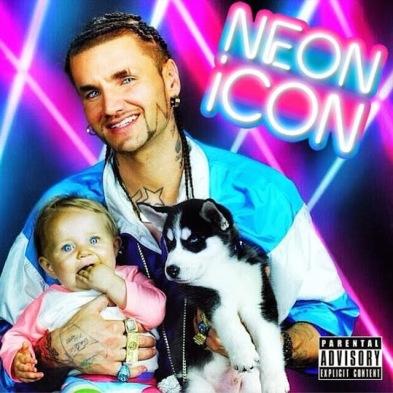 Riff Raff Neon Icon