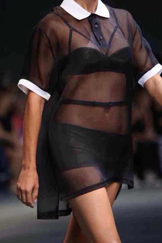 Givenchy See Through