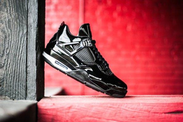 Air Jordan 11Lab4 Black 2
