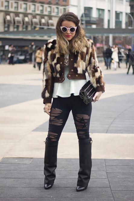 Brown Texas Fur