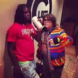 Chief Keef & Andy Milonakis G L O G A N G