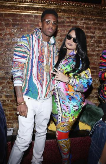 A Night In The 90's: Fabolous' Birthday Celebration
