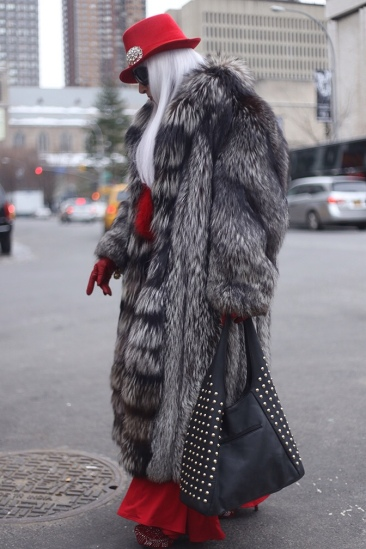 Mob Wife Fur
