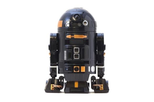 Star Wars R2-Q5 Virtual Keyboard