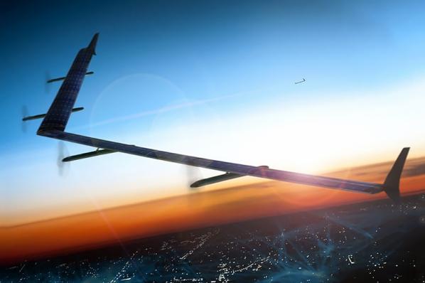 Web-Enabling Drones Are Facebook's Next Priority