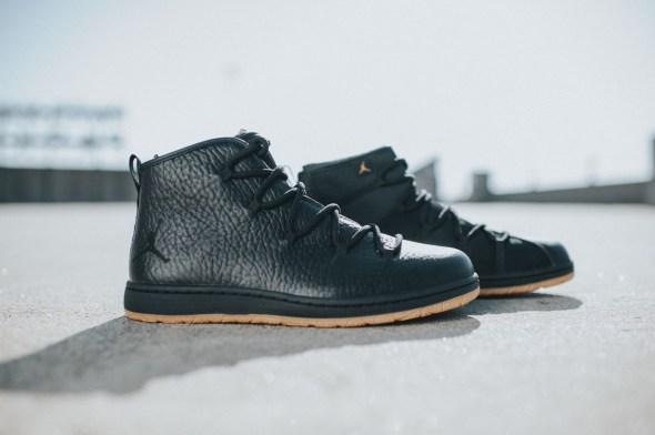 Jordan Brand Brings Premium Leather to the New Galaxy Black Gum.jpg