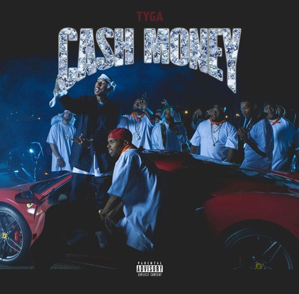 Tyga Cash Money