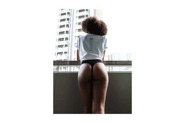 Crystal Marcelle booty