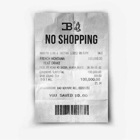 Drake & French Montana - No Shopping