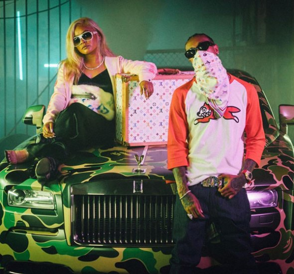 tyga-honey-cocaine-nann-video